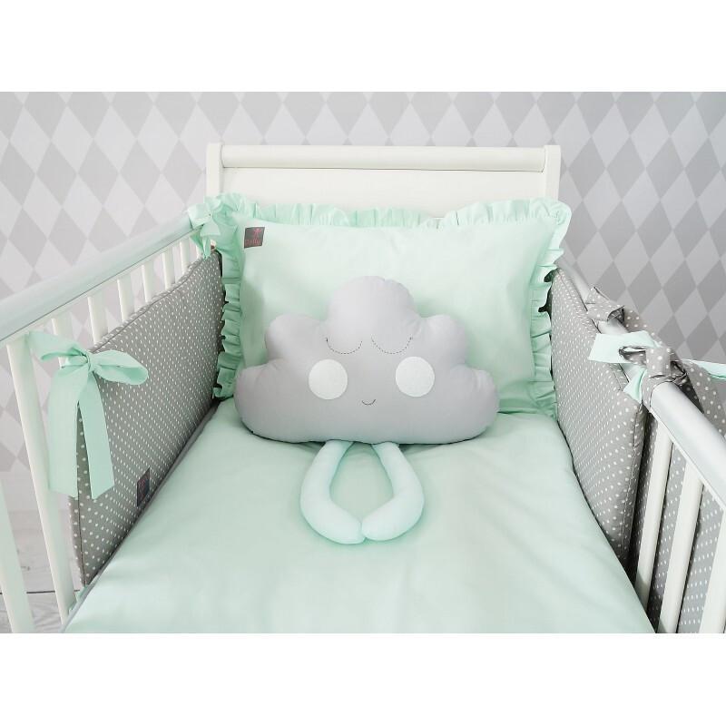 2-delna posteljnina, Mint