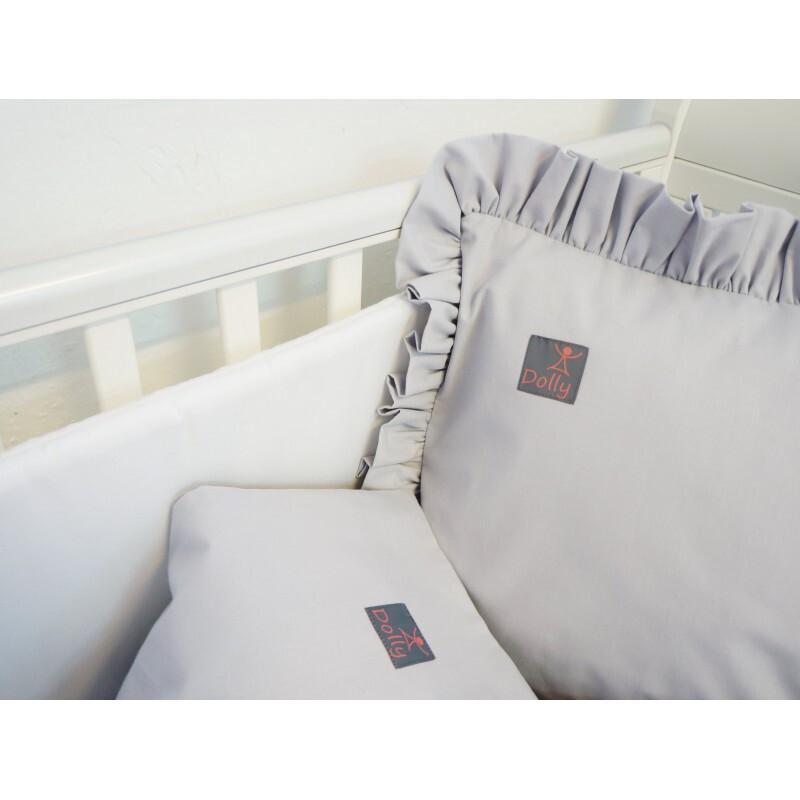 2-delna posteljnina, Siva