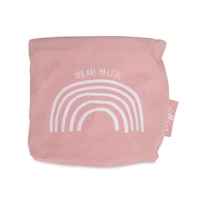Mini košek, Mavrica roza