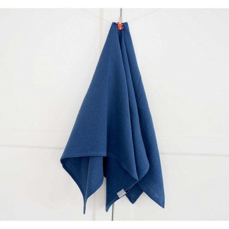 Muslinova odejica, Kraljevsko modra